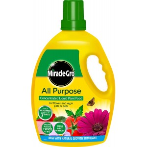 Miracle-Gro All Purpose 2.5LTR