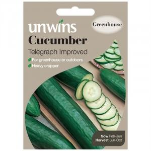 Unwins Cucumber Telegraph Improved