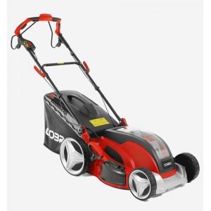 "Cobra Lithium-ion 40V Cordless Lawnmower MX46S40V 18"""