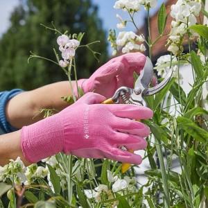 Comfi-Grip Gloves Pink Size 7