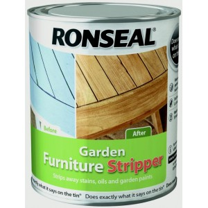 Ronseal Garden Furniture Stripper 750ml