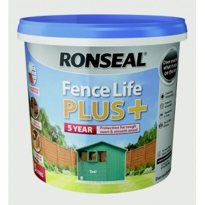 Ronseal Fence Life Plus 5L