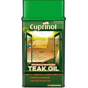 Cuprinol Garden Furniture Teak Oil