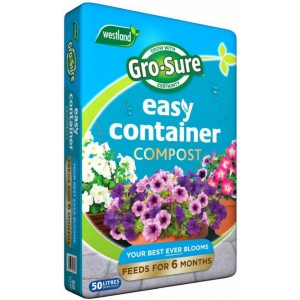 Westland Gro-Sure Easy Containers Compost 50 Litre