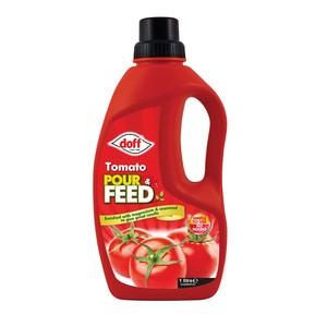 Doff Tomato Pour Feed