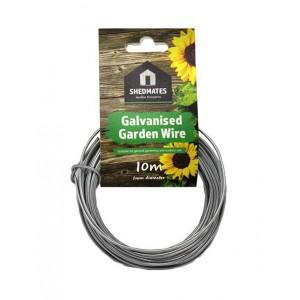 Kingfisher Galvanised Wire 2mm x 10 Metre