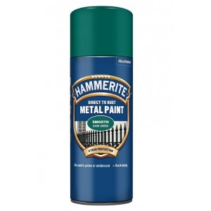 Hammerite Metal Paint 400ml Aerosol