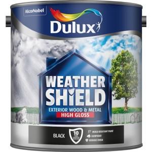 Dulux Weathershield Exterior Gloss 2.5L