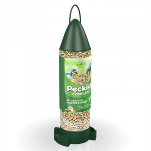 Peckish Wild Bird Feeder Complete Mix Ready to Use 400g