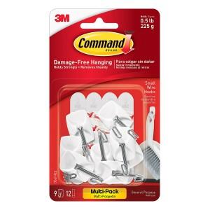 Command Utensil Hook White