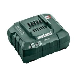 Metabo Quick Charger ASC55 12V-36V