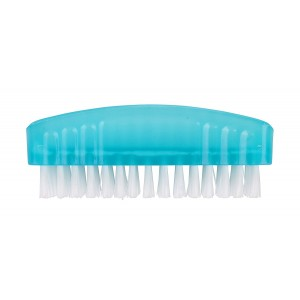 Bentley Double Sided Nail Brush Frosted (Variable colours)