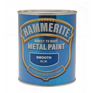 Hammerite Metal Paint Smooth 750ml