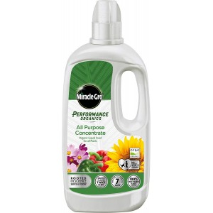 Miracle-Gro Performance Organics All Purpose Plant Food 1 Litre