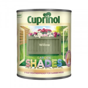 Cuprinol Shades Willow 2.5L