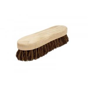 "Bentley Wooden Hand Scrub Brush 8"""