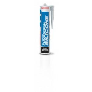 Sealocrete All Purpose Fungicidal Silicone White