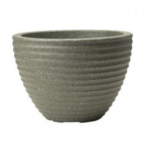 Stewart Low Honey Pot Planter