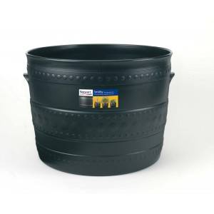 Stewart Smithy Patio Tub Black