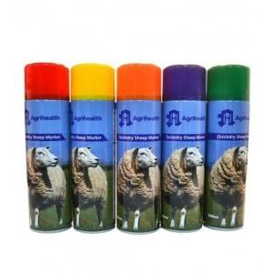 Agrihealth Sheep Marker Spray 500ml