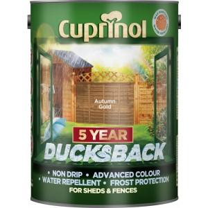 Cuprinol Ducksback 5 Litre