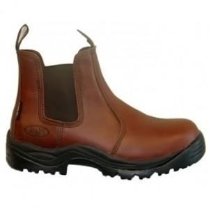 Mack Rider Safety Boot Brown