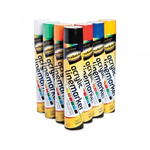 Prosolve Acrylic Line Marker Paint Red