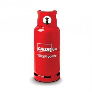 Calor Propane Bottled Gas