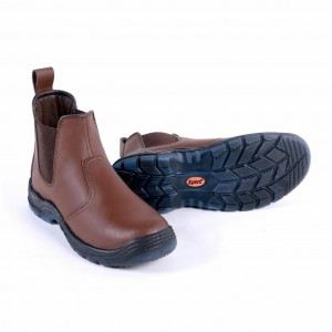 Xpert Tempest 2 Non Safety Boot Brown