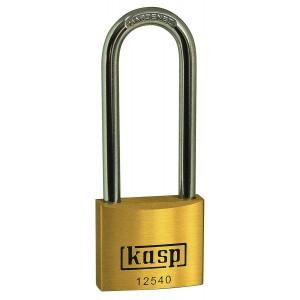 CK Kasp 125 Series Premium Brass Padlock Long Shackle