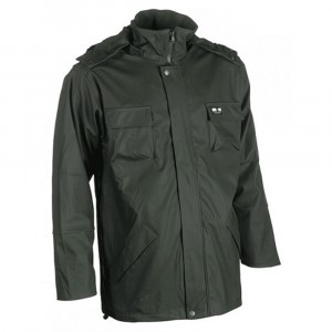 Herock Oceanus Waterproof Parka Jacket - Olive
