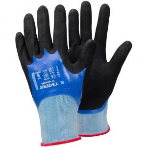 Tegera 737 Nitrile Dip Glove - Blue