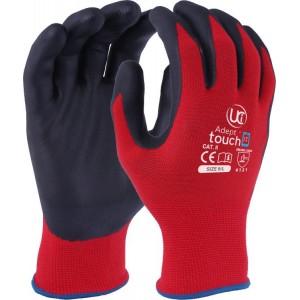Adept Red Gloves