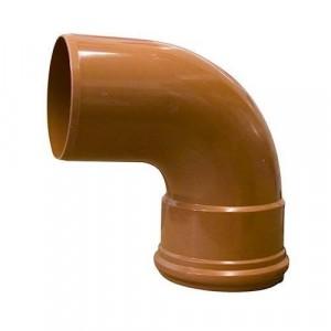 Sewer Bend 110mm Single Socket
