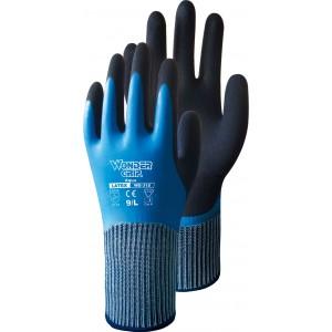 Wonder Grip Wondergrip Latex Glove Blue