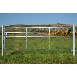 Field & Farm Gates - Galvanised D4