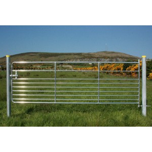Field & Farm Gates - Galvanised D9