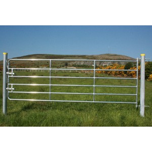 Field & Farm Gates - Galvanised D6