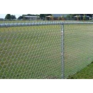 Chain Link Wire Fencing 25 Metre Roll
