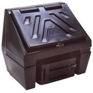 Plastic Coal Bunker - Black