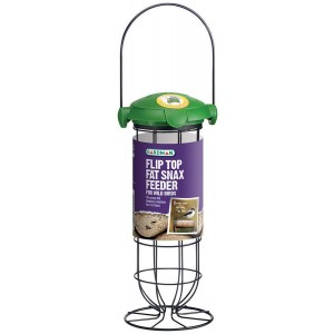 Gardman Flip Top Fat Snax Bird Feeder