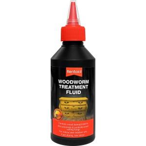 Rentokil Woodworm Treatment - Black