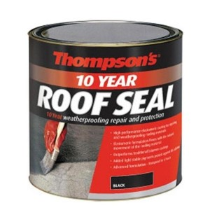 Thompson's 10 Year Roof Seal - Black