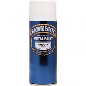 Hammerite Metal Paint Smooth 400ml Aerosol