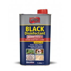 Barrettine Knockout Black Disinfectant