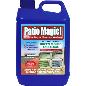 Patio Magic Patio Cleaner