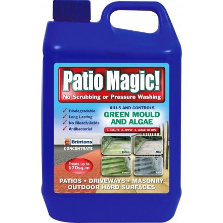Patio Magic Patio Cleaner