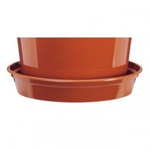 Stewart Flower Pot Saucer Terracotta Colour