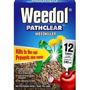 Pathclear Weedkiller Tubes