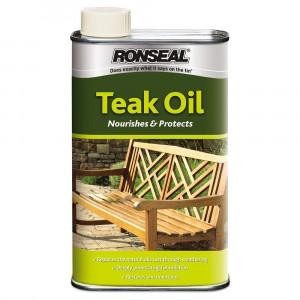 Ronseal Teak Oil